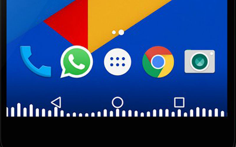 How to add Music Visualizer on Navbar of your smartphone