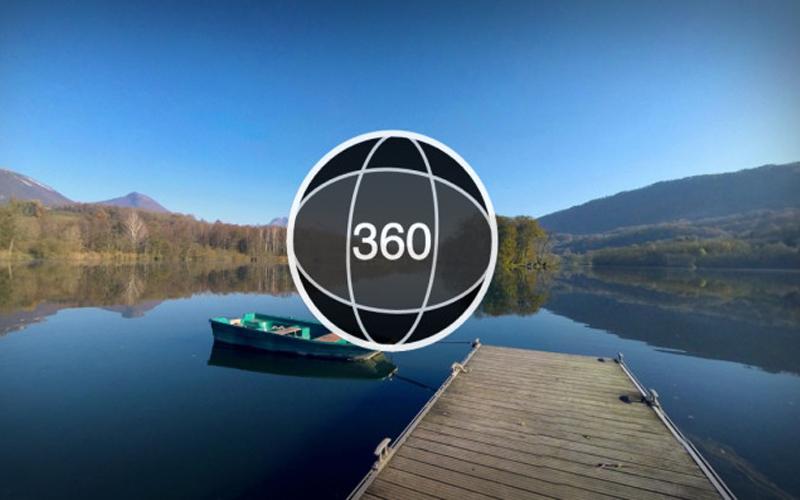 Как сделать 360 градусов фейсбук