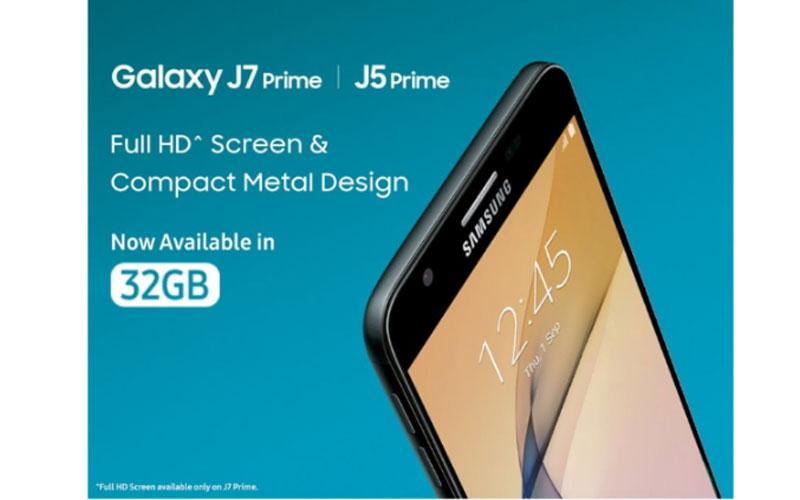 Samsung J7 Home Screen Settings