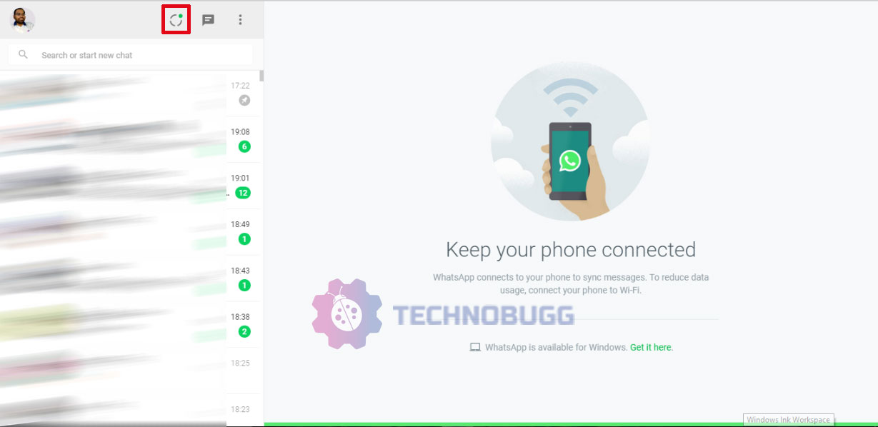 Whatsapp Status Feature Now Makes Its Way On To The Web Client