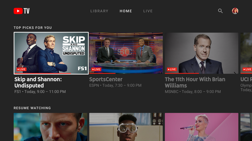 Apple TV and Roku to get YouTube TV app by Q1 2018