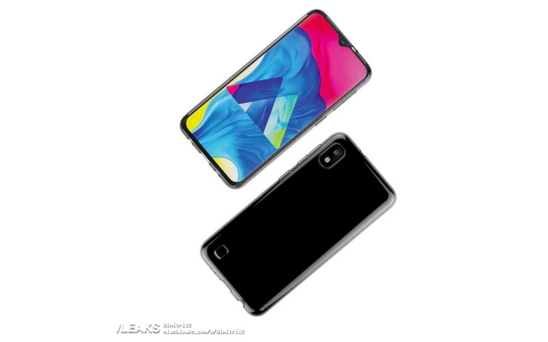Renders Of Samsung Galaxy A10 Leaked