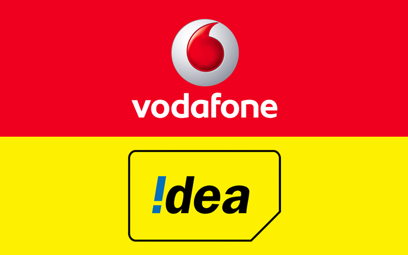 Vodafone And Idea Merged