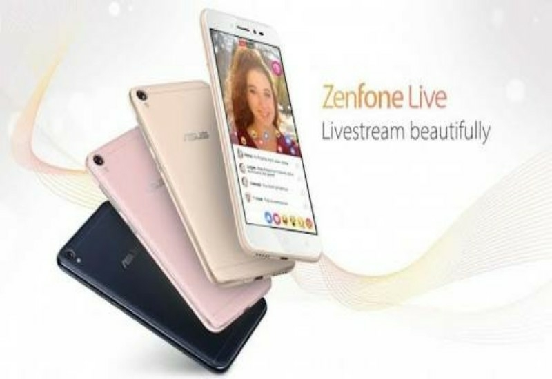 Asus Zenfone Live Launched In India With Livestream Beautification