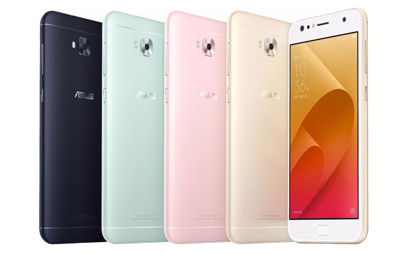 Asus announced six new devices in ZenFone 4 range
