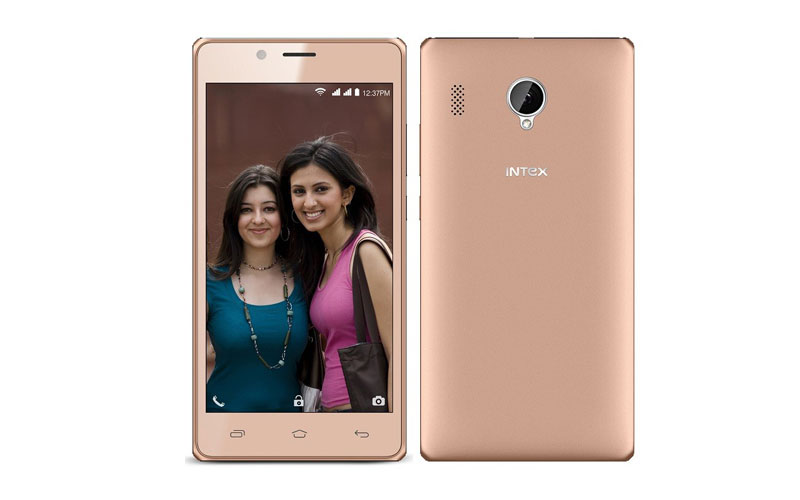 Intex Aqua Style III launched with 5 inch display and 4G connectivity