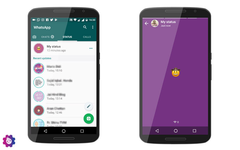 WhatsApp rolls out Coloured Text Status on Android and iOS devices
