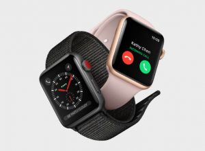 Apple Watch 3 unveiled with watchOS 4 and LTE