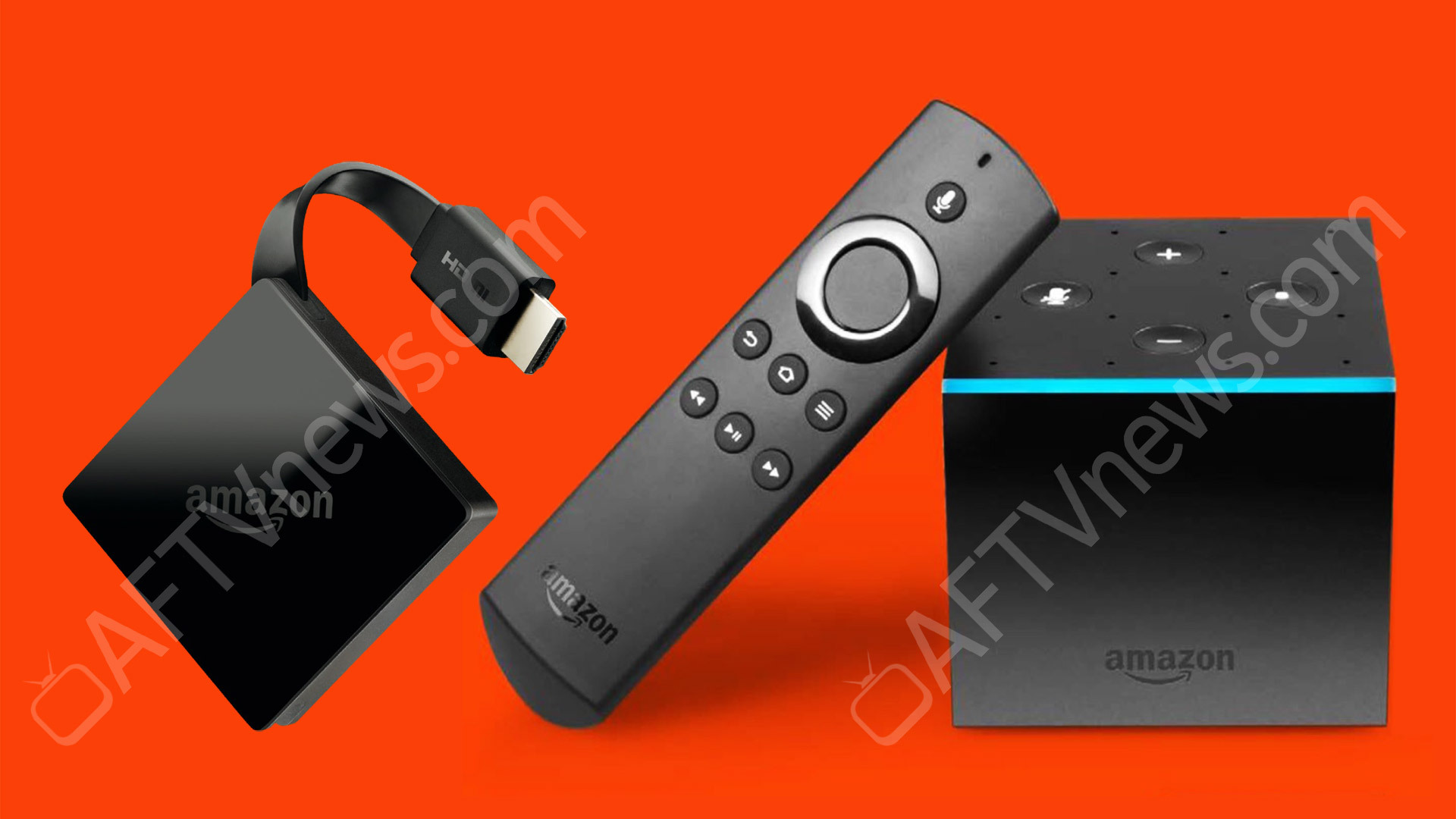 Leak reveals that Amazon to announce two new streaming devices