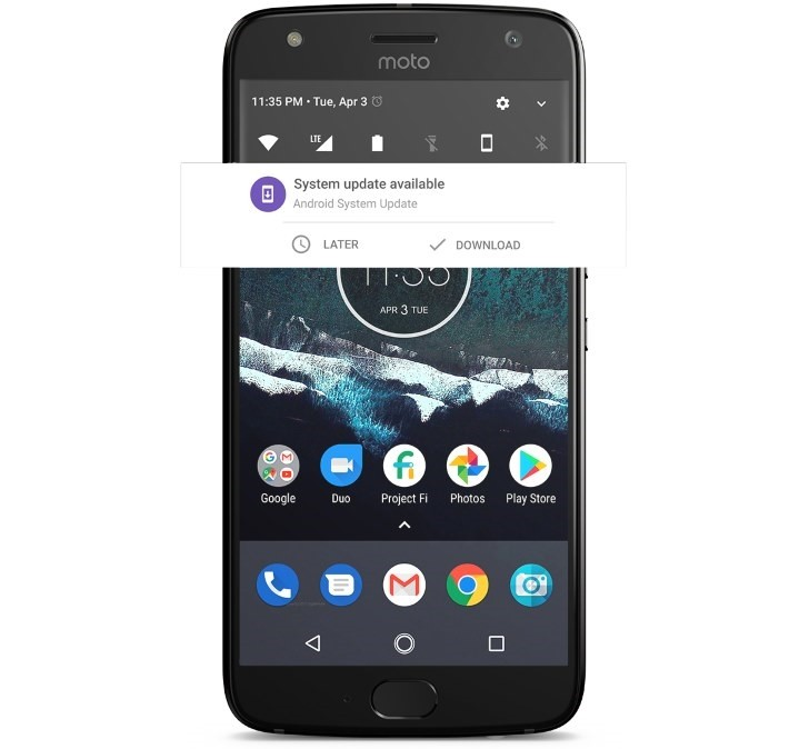 Moto X4 Android One Variant Launched In USA