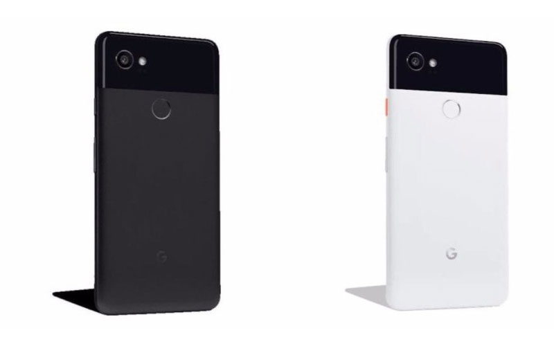 New leaks of Pixel 2 and Pixel 2 XL gives closest look at the devices
