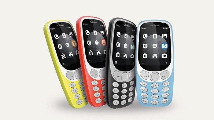 Nokia 3310 3G launched