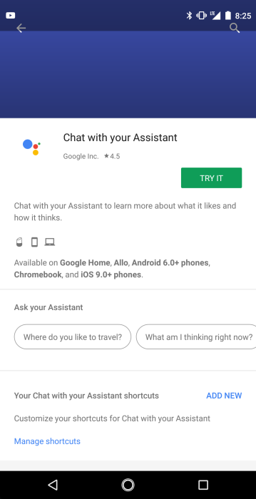 Google Assistant may power Chromebook report