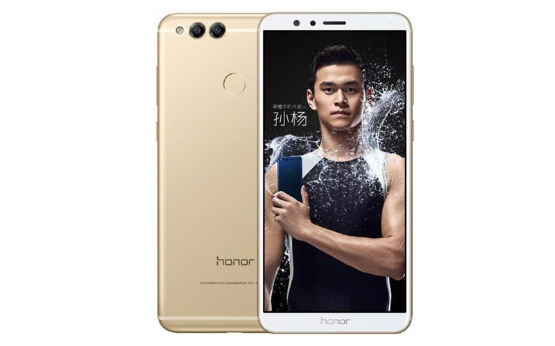 Honor 7X officially announced with 18:9 display and dual camera setup