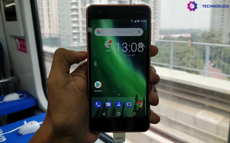 Nokia 2 goes official with 5 inch display and 4100 mAh battery