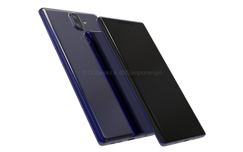Renders of Nokia 9 leaked online reveals many information