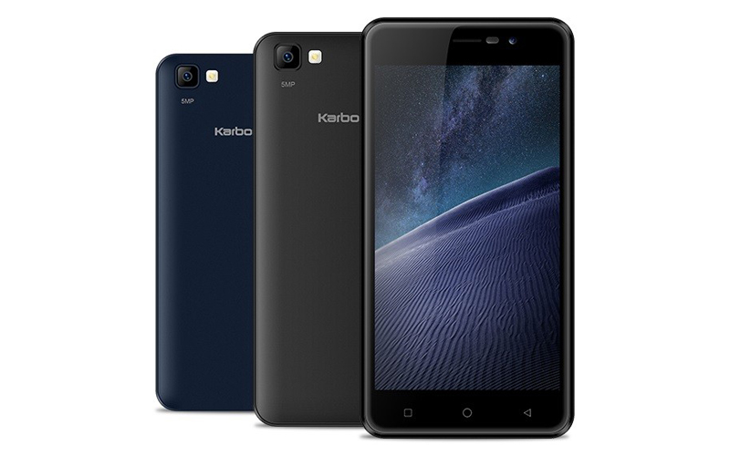 Karbonn K9 Smart Selfie launched with 5 inch display and 8 MP front camera