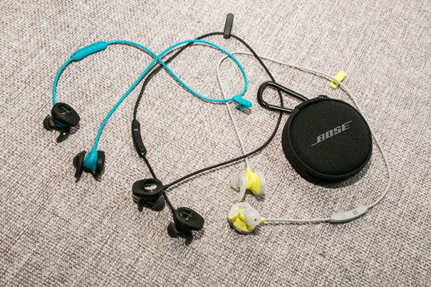 Bose Sound Sport Free Wireless Earbuds