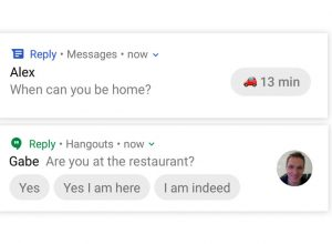 Google Testing A New App Reply Which Will Add Smart Replies In Other Apps