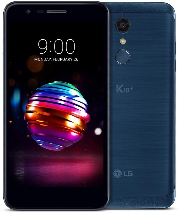 LG Announces K8 (2018) And K10 (2018)