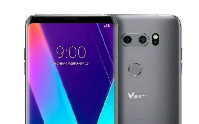 LG V30S ThinQ and V30S+ ThinQ Now Official At MWC 2018