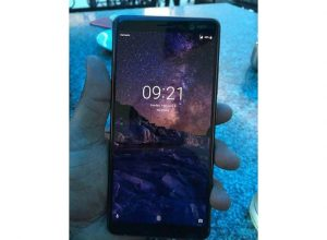 Live Images Of Nokia 7 Plus Leaked