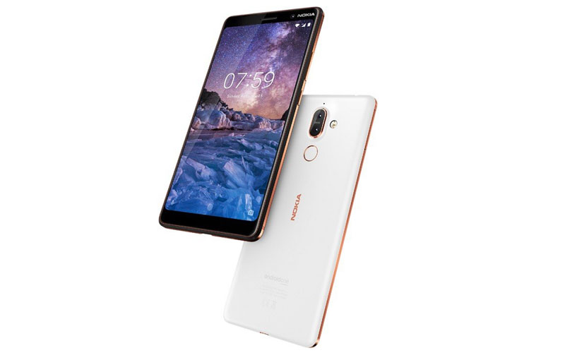 Nokia 7 Plus Unveiled At MWC Event
