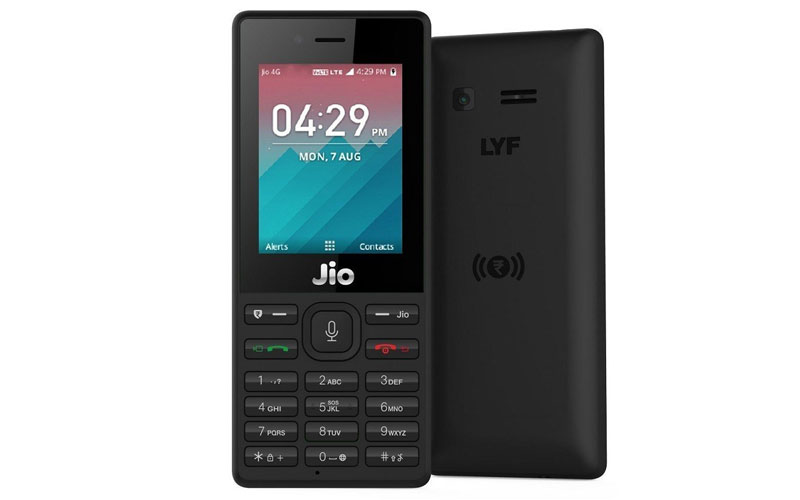 Now Buy JioPhone From Amazon India