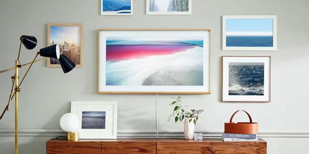 Samsung the Frame 4K TV