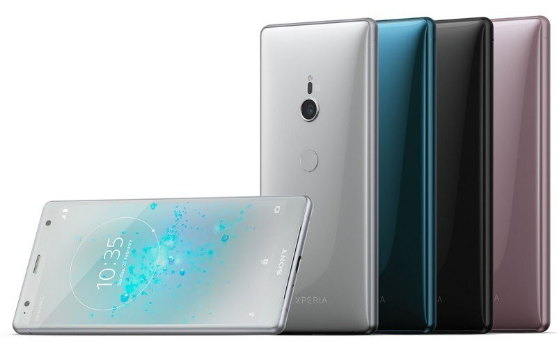 Sony Xperia XZ2 Goes Official At MWC