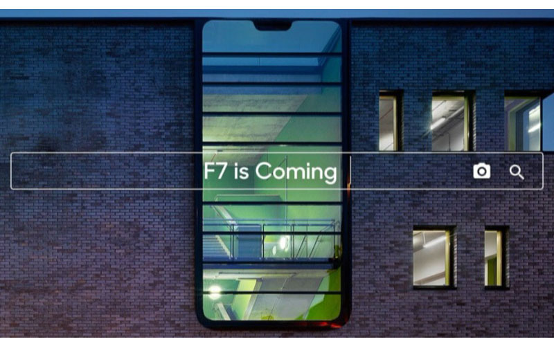 OPPO F7 Teased Ahead Of India Launch