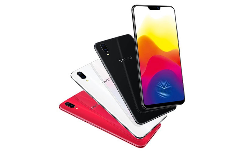 Vivo X21 UD Unveiled With In-Display Fingerprint Scanner And More