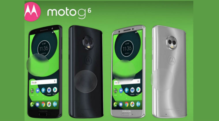 Moto G6 Lineup leaked with some detailed specifications