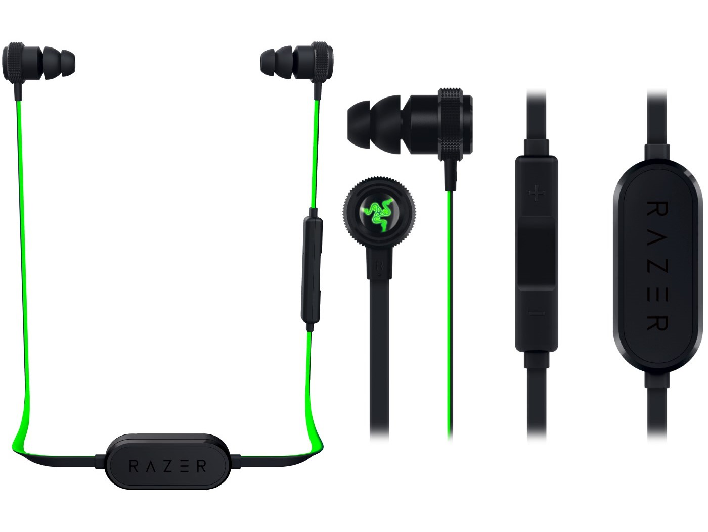 Razer's Hammerhead Gaming Bluetooth Earphones Launched in INDIA