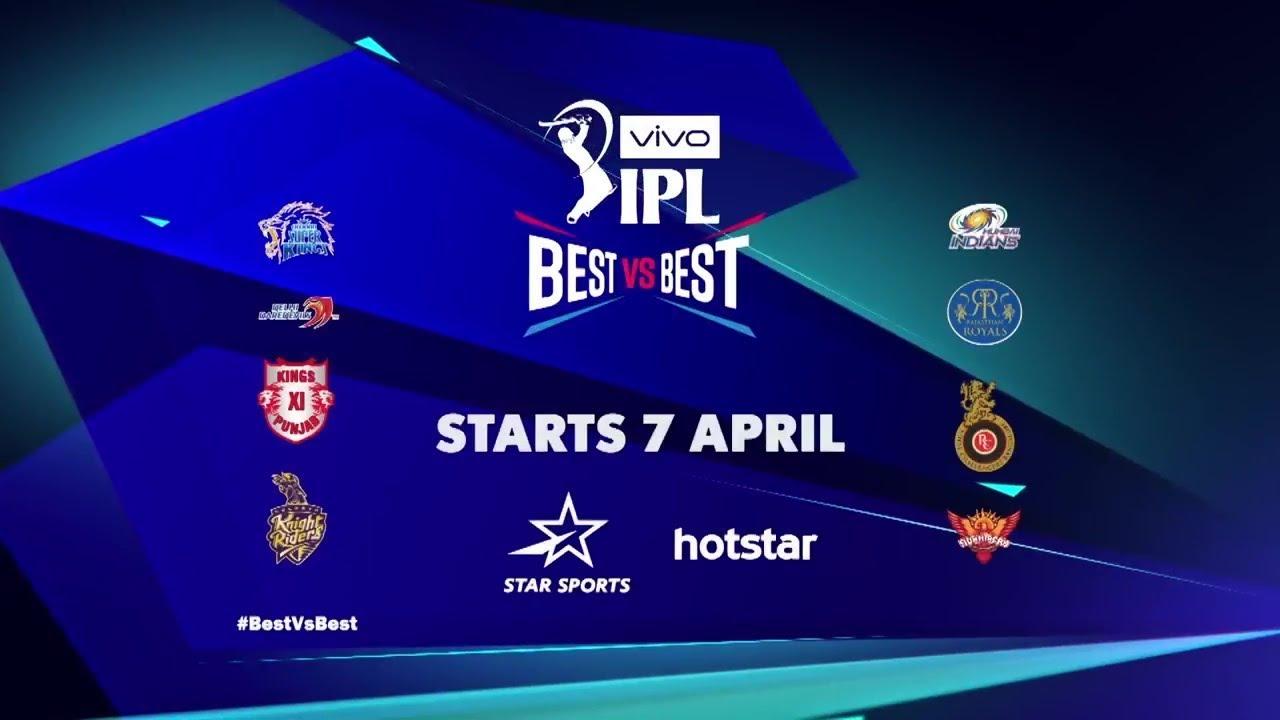 Live IPL 2018 matches by Airtel TV app