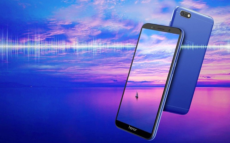 Honor 7S Unveiled With 13 Megapixel Rear Camera And More
