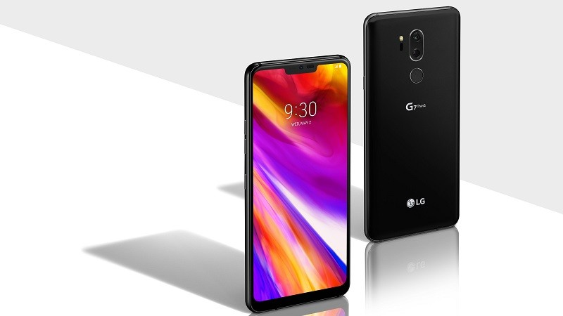 LG G7 ThinQ Unveiled With Dual Cameras, Boombox Speaker And More