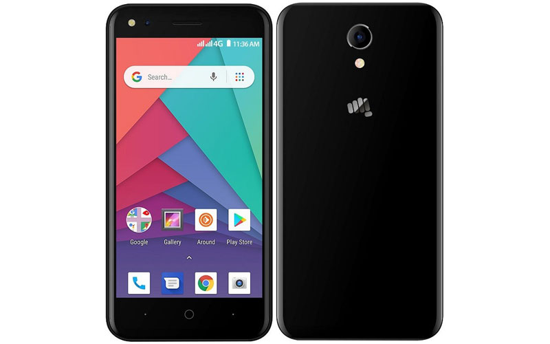Micromax Unveils Bharat Go; An Android Go Smartphone
