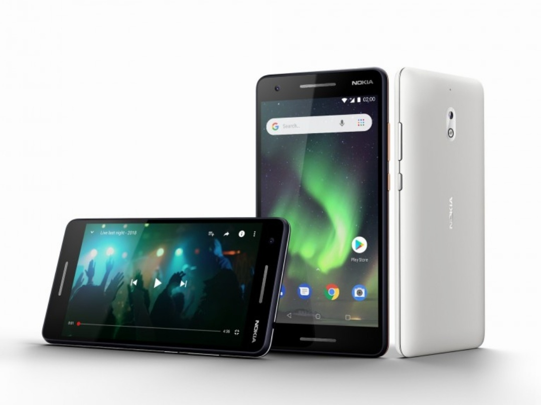 Nokia 5.1 & 3.1 Unveiled, Along With Nokia 2.1