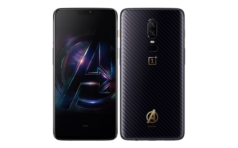 OnePlus 6 Marvel Avengers Limited Edition Goes on Sale in India