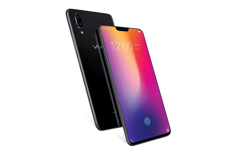 Vivo X21 Launched In India With In-Display Fingerprint Scanner And More