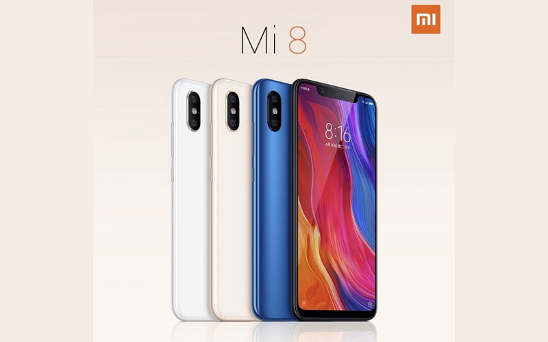 Xiaomi Unveils Mi 8 With Infrared Face Unlock And More