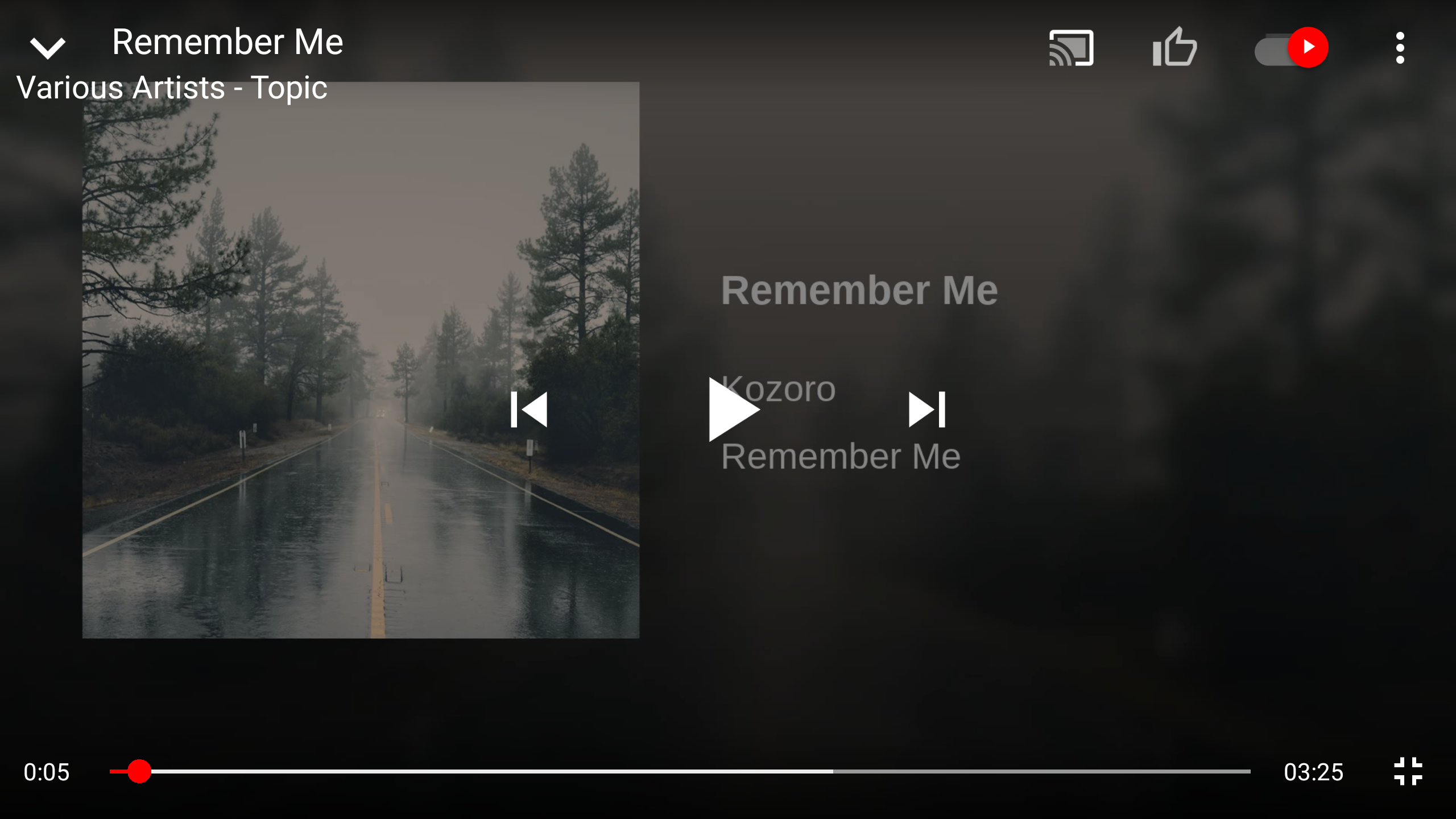 Youtube Music App to get New Design