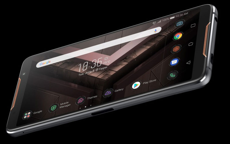 Asus ROG Phone Unveiled Another Gaming Smartphone