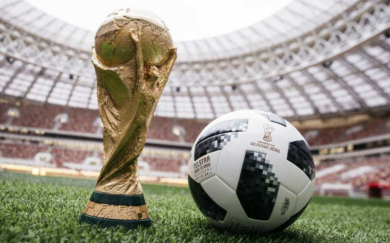 Get All The Action Of FIFA 2018 World Cup With Google