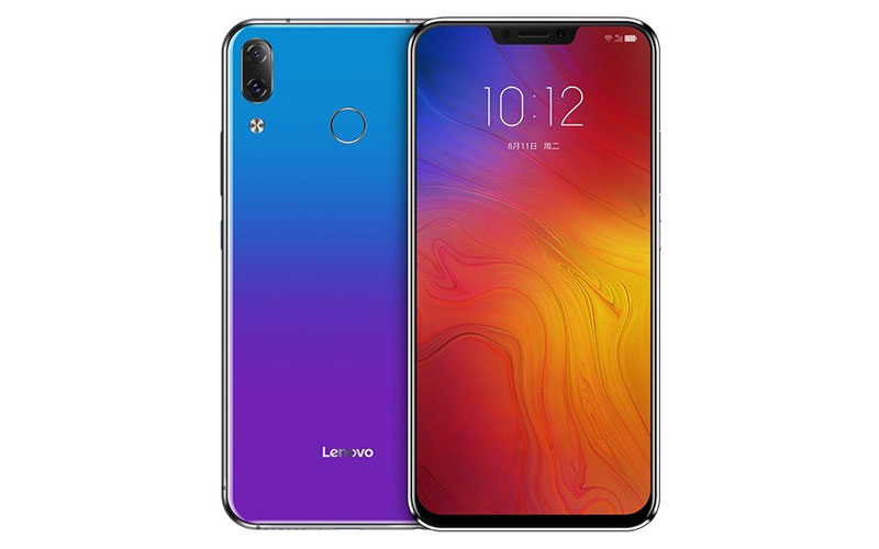 Lenovo Z5 Unveiled With 6.2-inch And More