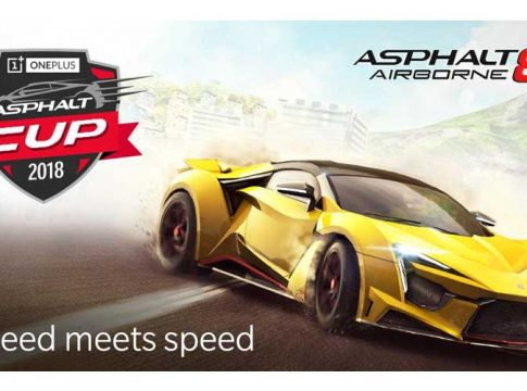 OnePlus Joins Hand With Gameloft To Announce OnePlus Asphalt Cup