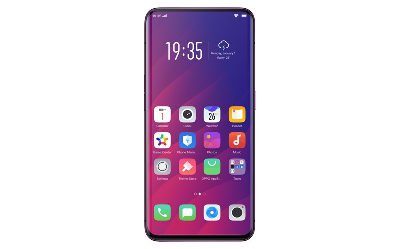 Oppo Find X Goes Official With 8 GB RAM And More