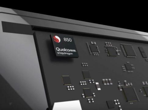Qualcomm Unveils Snapdragon 850 Processor