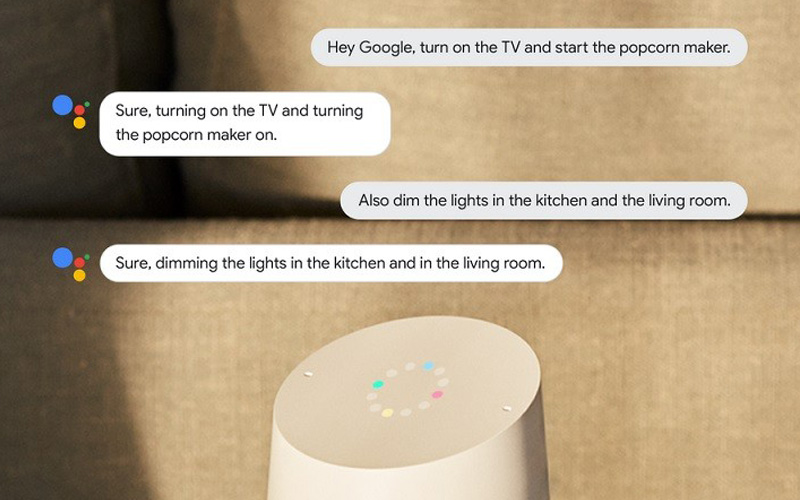 Talking To Google Home Will Now More Natural With Continued Conversation